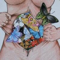 Não quero mais vomitar borboletas