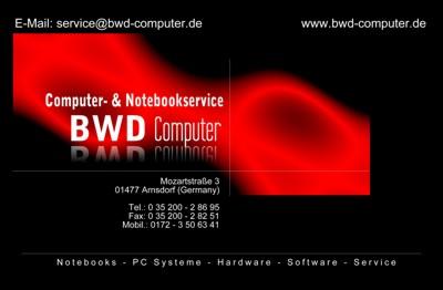 BWD Computer Arnsdorf