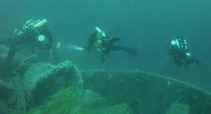 Ireland Wreck Diving