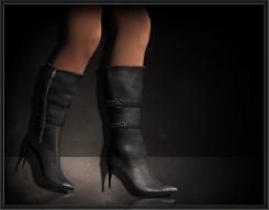 Meva Alleria Boots Ad Pic