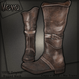 Meva Aster Boots brown2 Vendor