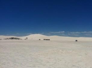 Día 1. Lancelin Dunes