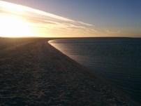 Día 3. Atardecer en Shell Bay