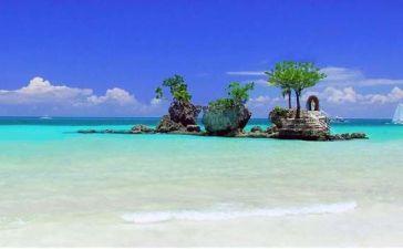 estudiar inglés en una isla paradisiaca