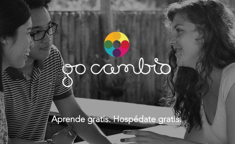 GoCambio, alojamiento gratis a cambio de enseñar tus conocimientos