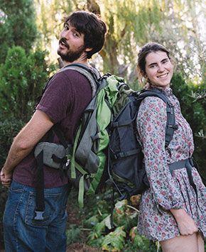 Pablo y Let, del blog Aprendiz Viajero