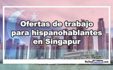 Ofertas de trabajo para personas que hablan español en el extranjero