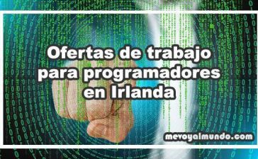 Ofertas de trabajo para programadores en Irlanda