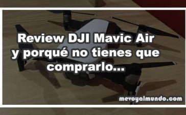 Review DJI Mavic Air