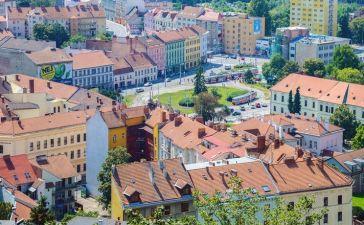 trabajar y vivir en Brno