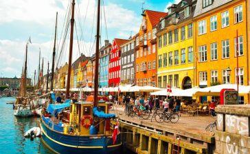 Estudiar gratis en Dinamarca