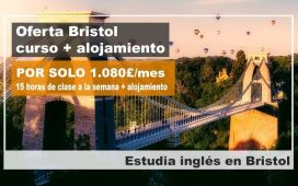 Estudiar inglés en Bristol