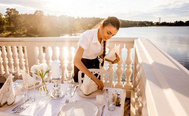 trabajar en hoteles en Suecia