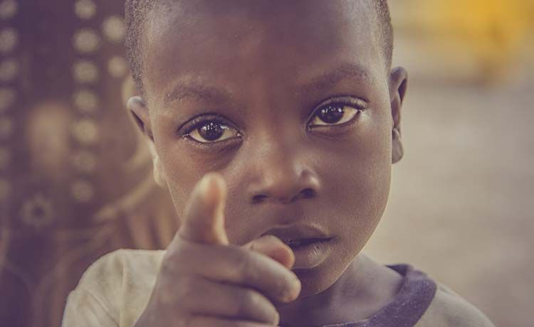Voluntariado en África