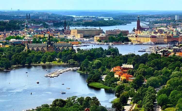 Trabajar en verano en Suecia