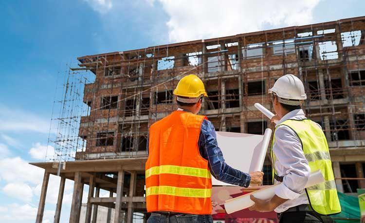trabajo en la construcción