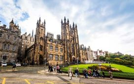Becas de la Universidad de Edimburgo
