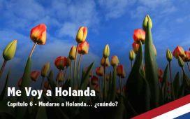 Mudarse a Holanda