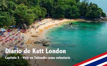 Vivir en Tailandia como voluntario