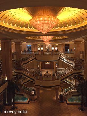 interior of Emirates Palace