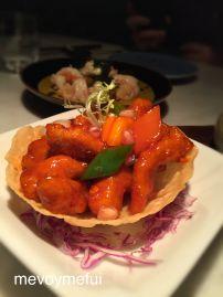 Sweet & Sour Chicken Hakkasan