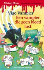 Een vampier die geen bloed lust mous meijer