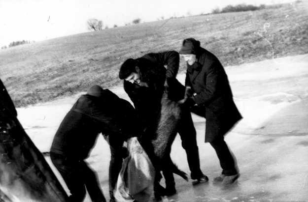 1974.01.11 Narusa - dziki na lodzie 2