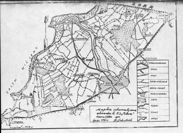 Mapka obwodu nr 4
