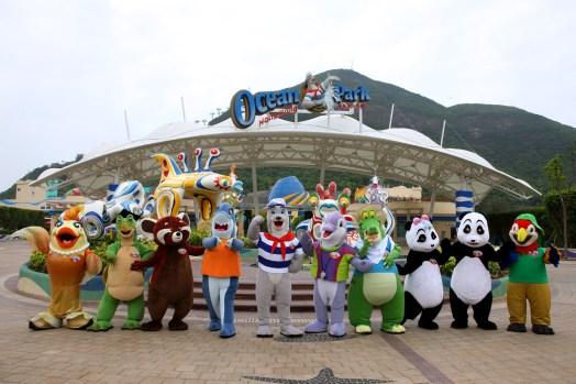 Ocean Park Things To Do Hong Kong