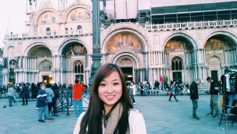 Selfies in Venice