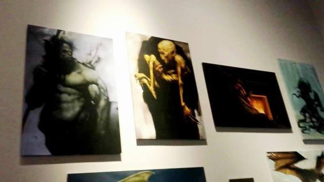 Art Department Harry Potter Studio Tour London