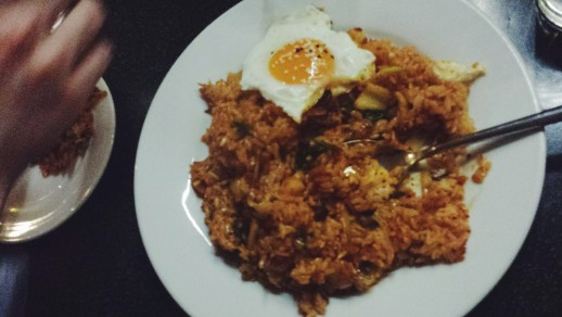 Kimchi Fried Rice London