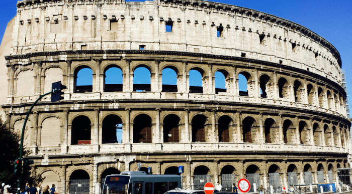 Coliseum - Sites to See in Rome