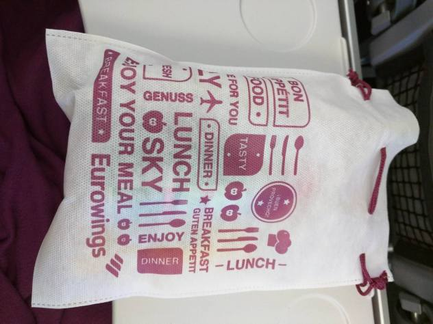 Eurowings Snacks