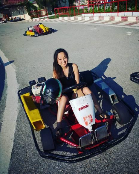 naxos go-karting