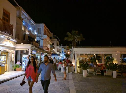 city center naxos