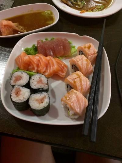 sushi lisbon