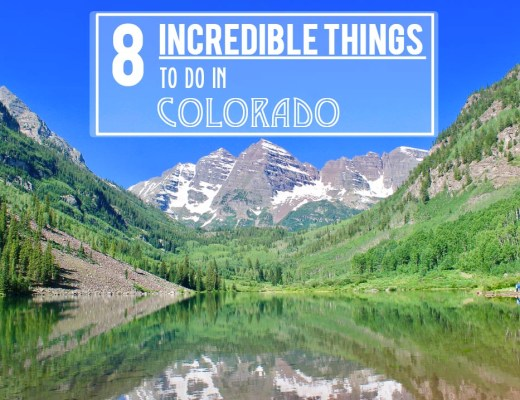 8 incredible things to do in CO