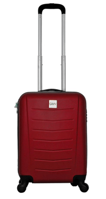 Hard Shell ABS 4 wheel Spinner Lightweight Hand Luggage Cabin Travel Trolley