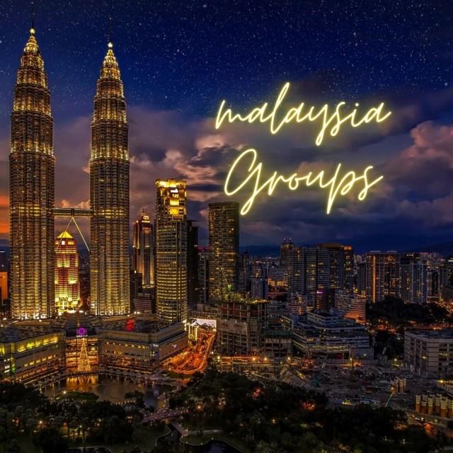 malaysia groups on mewe