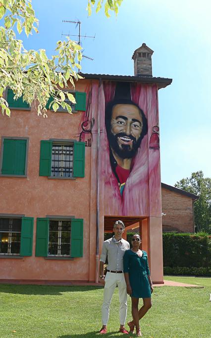 Csa Museo Pavarotti