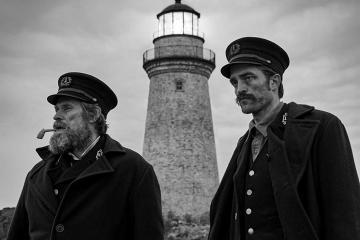 El Faro, con Willem Dafoe y Robert Pattinson
