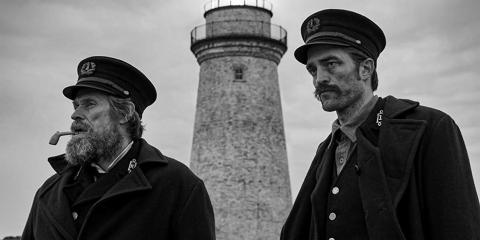 El Faro, con Willem Dafoe y Robert Pattinson