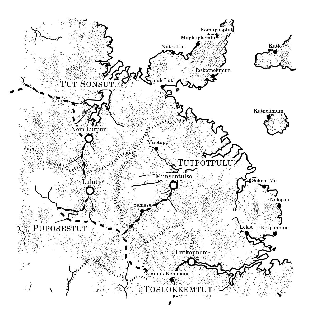 Generating Fantasy Maps