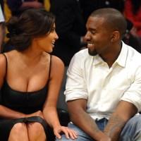 Kanye West le pone 'el cuerno' a su esposa Kim Kardashian, con una modelo.