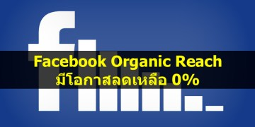 Facebook organic reach decline