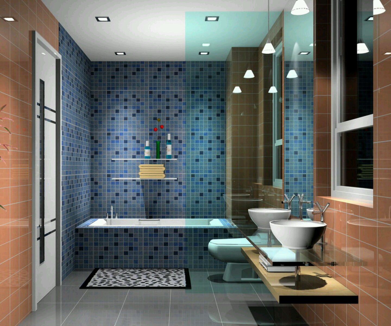 حمامات 2017 صور ديكورات حمامات جديدة مودرن فخمة
