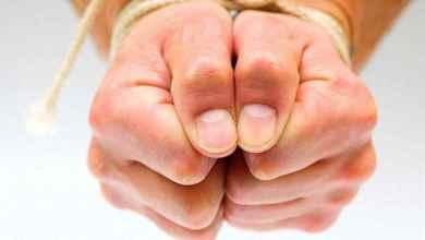 اسباب رعشة اليد