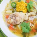 Caldo de Pollo (Mexican Chicken Soup)