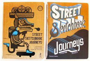 Street Sketchbook Journeys by Tristan Manco